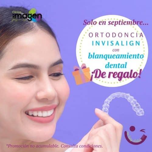 Regalo blanqueamiento dental