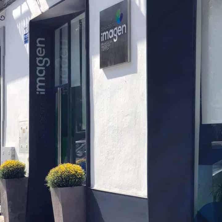 puerta-principal-clinica-dental-imagen-sevilla